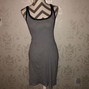Ralph Lauren Tank Top Stripped Dress